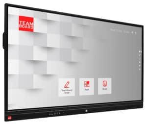 TeamBoard Flat Panel 2020 angle 1