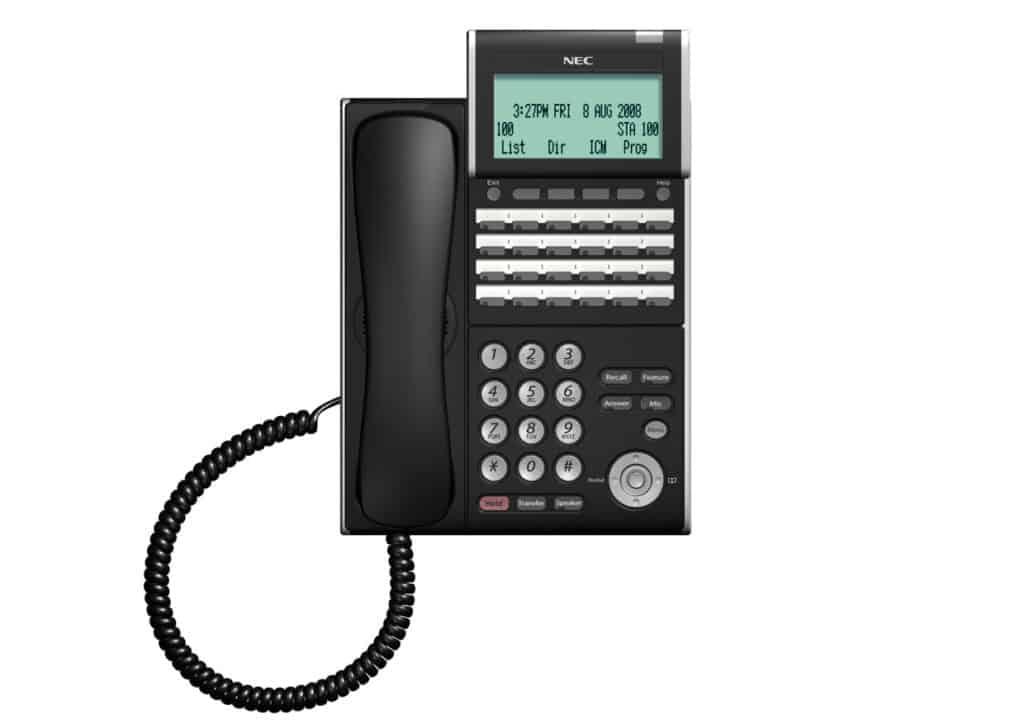 NEC DT300 24 Button