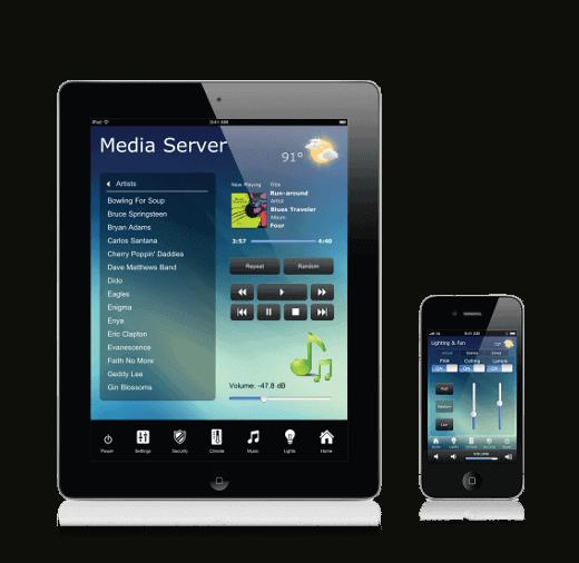 rtipanel iPad iPhone web