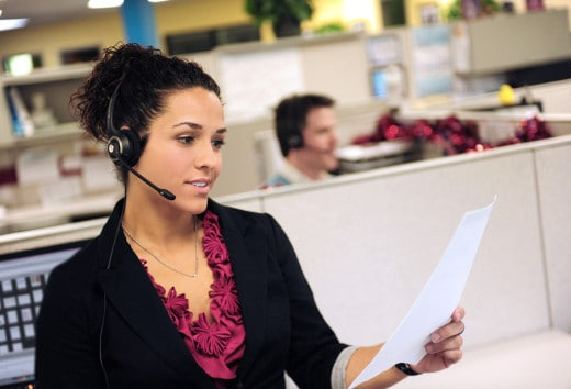 headsets for office and contact centre