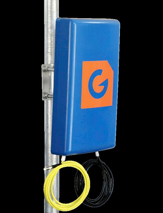 broadband antennas gsm internet